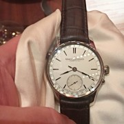 An evening with Moritz Grossmann