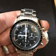 Unboxing: Omega Speedmaster Moonwatch