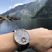 Greetings from Hallstatt – H. Moser & Cie Venturer Tourbillon Dual Time
