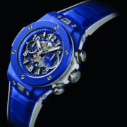 Big Blue for the Cote d'Azur: Hublot Big Bang Unico Blue LE