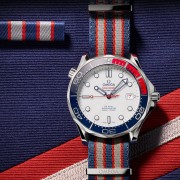 "Introducing the Omega Seamaster ""Commander's Watch"" 007 LE"