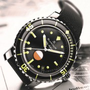 Only Watch 2017 – Blancpain Tribute to Fifty Fathoms MIL-SPEC