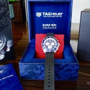 My new TAG Heuer Chrono: Formula 1 Red Bull Racing Special Edition