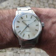 Rare bird:  second generation ref. 866 IWC Ingenieur no-date