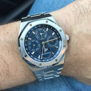 Always been a fan of blue APs – Audemars Piguet Royal Oak Perpetual Calendar