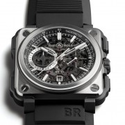Introducing the Bell & Ross BR-X1 Black Titanium