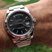 Just put on my Rolex Day-Date 40 – DD40