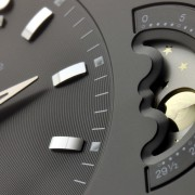 First a solar eclipse then bursts the moon: Glashütte Original PanoMaticLunar