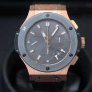 Just picked this up: Hublot Big Bang rose gold with tantalum bezel