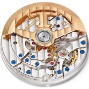 Was there a recent rotor change for the Jaeger-LeCoultre MUT Moon?