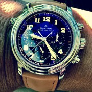 A very special Blancpain Leman Flyback Split Second A'Toute Vitesse