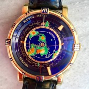 Eclipse as seen from my Ulysse Nardin Tellurium