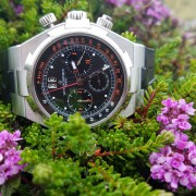Vacheron Constantin Overseas Chronograph traveling again – guess where?