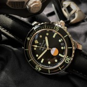 Hands-on with the Blancpain Fifty Fathoms Tribute to MilSpec