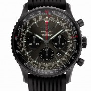Introducing the Breitling Navitimer 01 Blacksteel LJRG