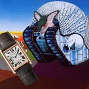 Inchoate thoughts on the 100th anniversary Cartier Tank L.C.