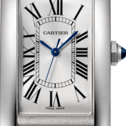 OK, just to show the newly introduced Cartier Tank Americaine in steel