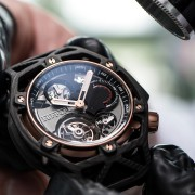 Hublot Ferrari Techframe: A Unique Watch for a Unique Automobile's 70th Celebration