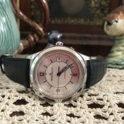 The truck arrived today  – Jaeger-LeCoultre Master Control Date with sector dial