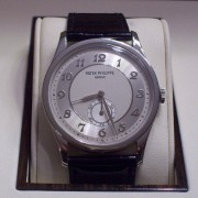 My first platinum Patek Philippe – 5196p