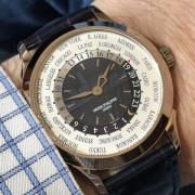 New York, New York – An owner's first impressions of his Patek Philippe World Time, Ref. 5230