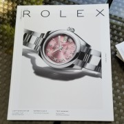 Will there be more ROLEX MAGAZINES after Issue #6 – Yes, there's an Issue #7