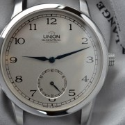 Some Union Glashutte Julius Bergter Edition pics to share