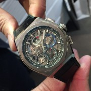 TZ Sponsor Oster Jewelers and Zenith Watches Show Off BaselWorld Releases