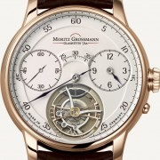 Introducing the Moritz Grossmann Benu Tourbillon