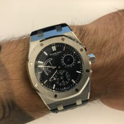 Review: Audemars Piguet Dual Time Ref #26124ST
