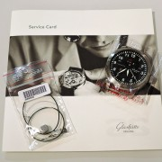 My Glashuette Original Perpetual Calender is back from service