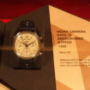 Picture heavy report from the TAG Heuer Globetrotter exhibition in Paris