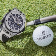 "Hublot Big Bang Unico Golf, a ""Stroke of Genius"""