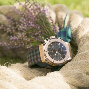 Introducing the Hublot Tartan for the Scottish Highland Games
