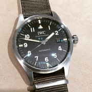 A Tribute joins my IWC Family – Tribute to MarkXI