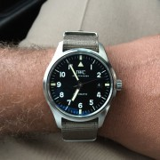 My IWC Pilot's Watch Tribute to Mark XI – Now I get what all the Mk series