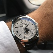 Loving the Jaeger-LeCoultre MUT Moon meteorite!