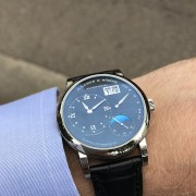 My Lange family continues with the new Lange 1 Moonphase