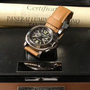 Is my quest over – I just picked up this Panerai 192, Lemania movement, Tantalum case