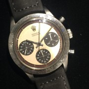 Some nice pieces from the Philipps Watches auction, including Newman's Own PN Daytona