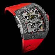 Richard Mille RM70-01 – does anyone actually know what it does?