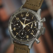 1960s Type XX Chronograph acquired for Breguet Museum
