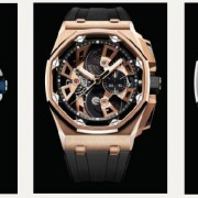 Pre-SIHH 2018: Introducing the Audemars Piguet Royal Oak Offshore 25th Anniversary Models