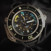 More an instrument than a watch: the Blancpain X-Fathoms