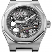 Introducing the Girard-Perregaux Laureato Flying Tourbillon Skeleton