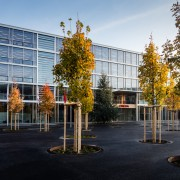 Omega's newest production factory is opened  in Bienne