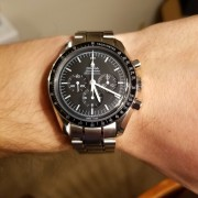 New Omega Speedmaster arrival – it's been a LONG time coming