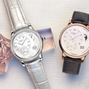 Glashütte Original Celebrates the Holidays with a ladies Panomatic Luna & PanoMaticLunar