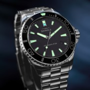 Introducing the first Shinola mechanical watch – Shinola Lake Erie Monster Automatic Diver