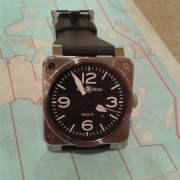 So Happy to be back into the Bell & Ross family – BR03-92
